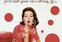 party invites / by Julie Walker-Farrow