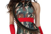 Military Costumes / by Lingerie Diva