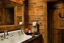 Downstairs Bathroom / by Kara Atwater