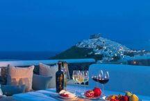 a Glance Outside / Alexia Greece