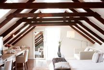#home - attic accommodation