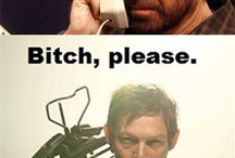 Norman Reedus/Daryl Dixon TWD / Everything norman