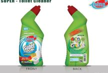 Natural Toilet Bowl Cleaner / Eins Clean bring in the toilet bowl cleaner which can perform better than other products.
