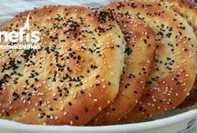 ekmek ve pideler