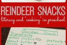 preschool snacks / by Anastasia Usoltseff