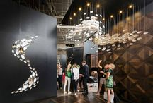 Reflections of Craft - modern light fixtures at Maison et Objet 2016