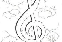 Education, musik