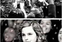 Ron y Hermione