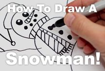 Drawing / Things to draw or how to draw