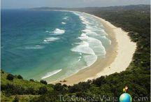 Gold Coast & Sunshine Coast (Australia) / La impresionante Costa Este de Australia... #goldcoast #sunshinecoast #australia