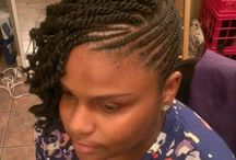 Hair Affair / Natural hair styles and other hair pics and info!!! / by Angel Crawford Jackson