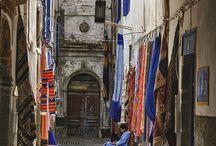 Maroc - Casablanca / Marrakech - Tanger - Essaouira