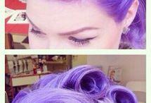 Pinup hair / Hiukset