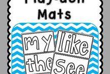 kindergarten intervention / by Debbie Nickell