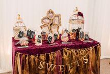 Wedding whimsical kitchen tea