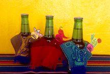 Cabaña / Ponchos mexicanos mini