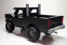 Lego Car/Moto