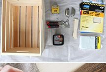 {Texas Craft House} Booth / How to set up our sales booth!