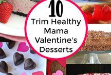 Trim Healthy Mama Desserts