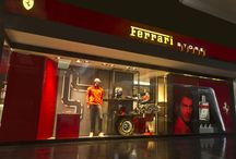 Red Power on show in Rio de Janeiro / One year after it was inaugurated by Felipe Massa, the Rio de Janeiro Ferrari Store will, in the next few days show a new and enticing look. From the 26th of November till the 20th of December, the Store window will feature a special installation, which is reprised in the store itself, created by Perfume Holding, an Official Prancing Horse licensee, to promote the Red Power fragrance in Brazil.