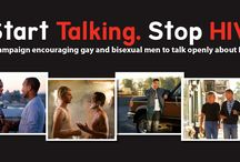 Start Talking. Stop HIV. Campaign / Campaign for gay/bi men is online! Start Talking. Stop HIV. features #gay men talking about #HIV testing, their HIV status, condoms, and meds that prevent/ treat HIV.