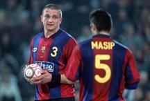 Jugadors Handbol FC Barcelona