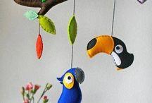 kids rooms / DIY