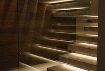 Stair case lights