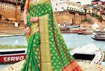Silk Sarees / If you are looking for silk sarees inspiration, follow this board. To order them, visit this link :  https://www.lkfabkart.com