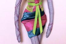 boneca articulada