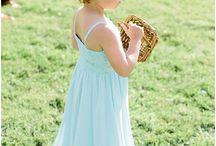 wedding - flowergirl dresses