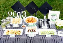 Graduation party ideas / by Vicki Crowther