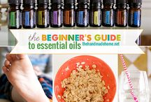 Essential oils / by Hayley Pap