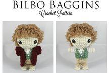 Hobbit crochet crafts / by Karen Cornwell