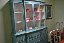 painted furniture / by Kathryn Beausang