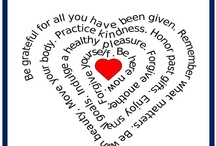 Fitness / Self love and healing practices for the soul