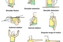 Frozen Shoulder / Tips on how to deal with a frozen shoulder