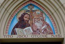 Studium ikony Cyryla i Metodego