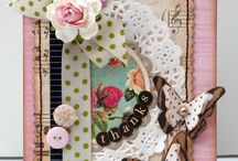 Beautiful Card / Card's board to inspire you