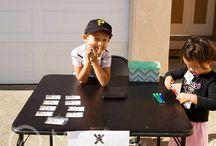Kids spy party
