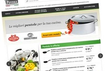 Portfolio - Pentole Professionali / Our work for Pentole Professionali http://www.pentoleprofessionali.it/