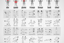 Body weights exercise