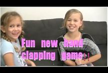 Clapping Hand Games