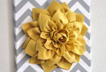 Wall Flower / by Krista Flamm
