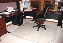Glassmat Office Chair Mats / Glassmat office chair mat is a one of a kind glass chair mat. Glassmats will NEVER indent, crack or EVER wear out.  Lifetime guarantee under normal office use Glassmat chair mats protection any flooring, carpet, tile, hardwood.  Glassmats come in just about any size and shape you need.