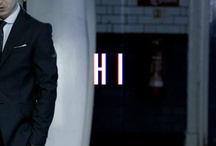 Jim Moriarty. Hi! / #jimmoriarty #hi #stayingalive #iou #consultingcriminal