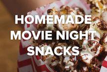 home date snacks
