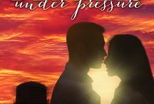 Bending Under Pressure / Pins for the Young Adult Romance, BENDING UNDER PRESSURE. Available on Amazon, iBooks, B&N, and Kobo.