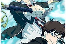 Blue exorcist!!!!!!!!!