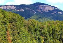 Table Rock / Pickens County has beautiful scenery.
